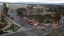 Calif. robbery spurs chase, long campus lockdown