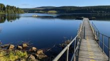 Walking Northumberland's art-studded Kielder Water