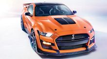 The 2020 Ford Mustang Shelby GT500 Makes an Insane 760 Horsepower