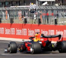 F1 70th Anniversary Grand Prix result: Max Verstappen wins ahead of Lewis Hamilton and Valtteri Bottas