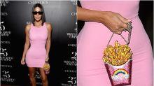 Los bolsos más atrevidos de las 'celebrities'