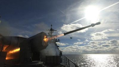 Upgraded RAM missile ready for US Navy