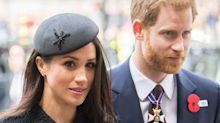 Meghan and Harry release personal photos from Remembrance Day