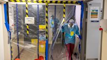 Patients died after operations to remove objects left inside them were cancelled due to Covid