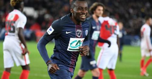Foot - L1 - PSG - PSG : Blaise Matuidi préféré à Adrien Rabiot dans le onze de départ contre Nice