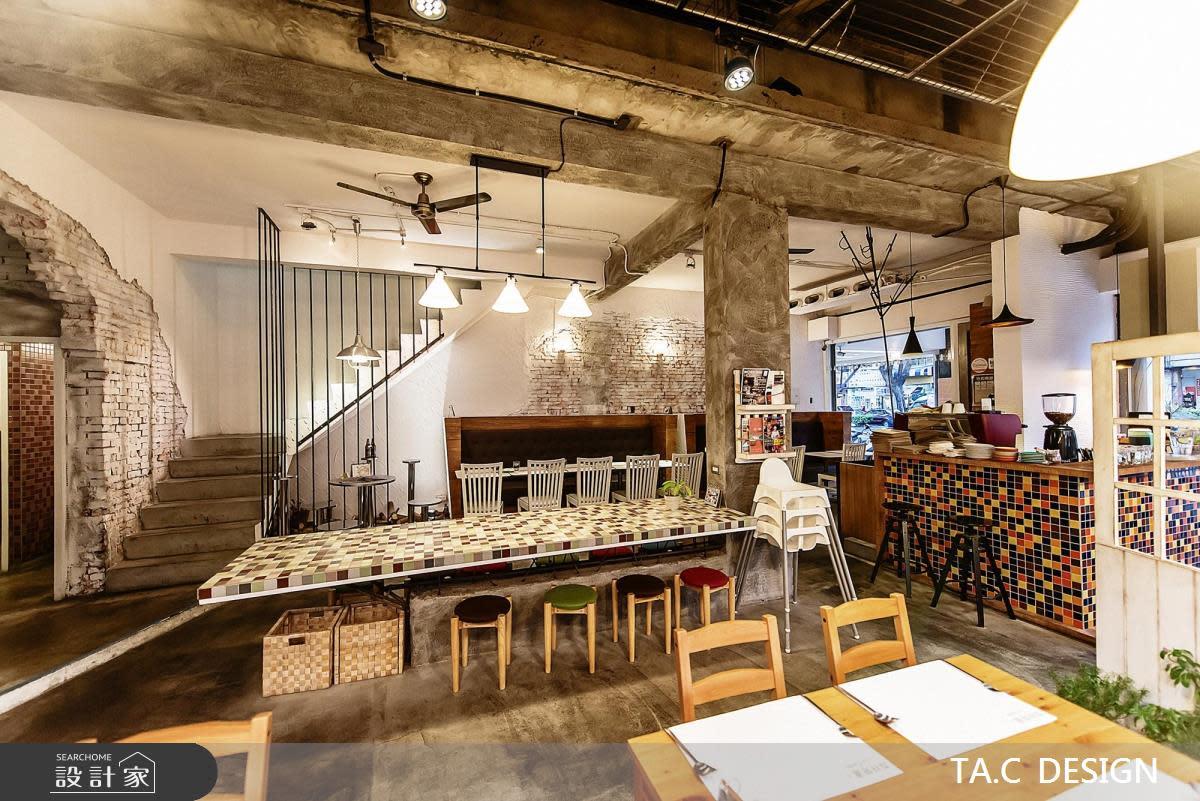 在大自然裡品嚐南歐料理 老屋進化新舊交織的森系饗宴