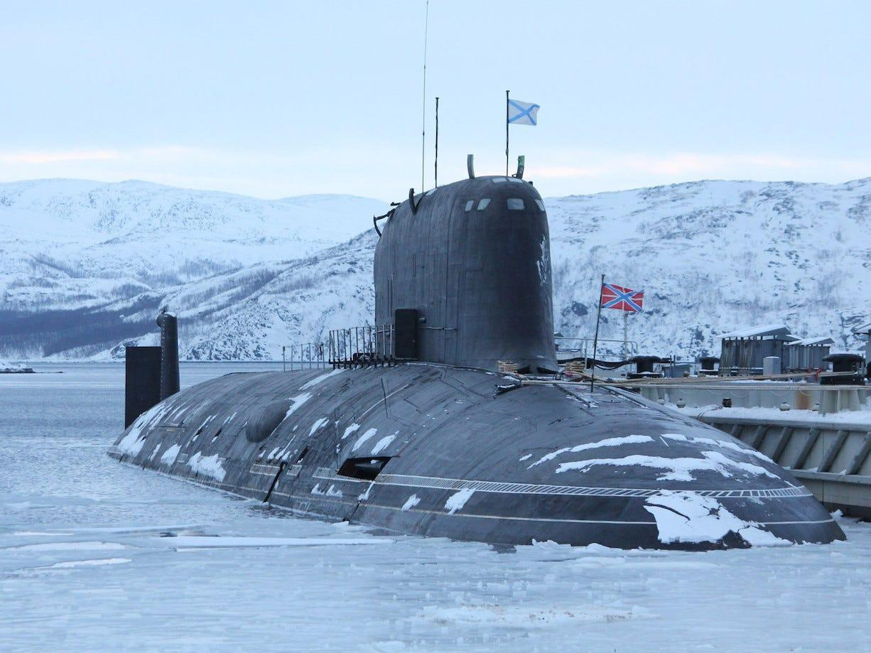 The Navy and its allies have ships that 'do quite well' against Russia's newest subs, top US admiral in Europe says