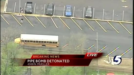 Suspicious device investigated at Bethany HS