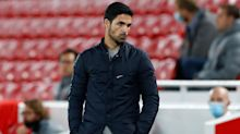 Arteta predicts 'busy' finish to transfer window, has no update on Aouar