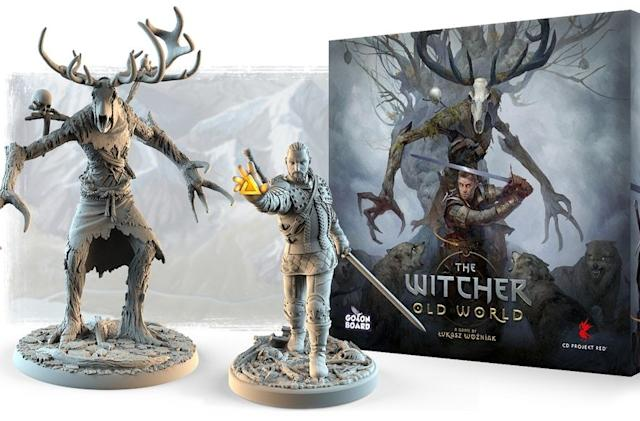 There's a new The Witcher board game on the way