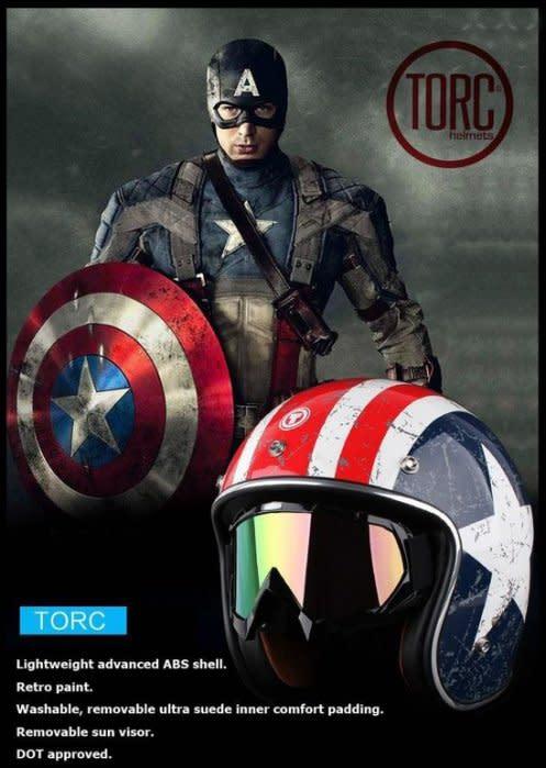 【機車特別企劃】覺得安全帽不夠帥氣搶眼?推薦幾款超級英雄造型安全帽,讓你外出騎車都有風!