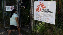 Médicos sem Fronteiras, a única esperança contra COVID-19 em áreas violentas de El Salvador
