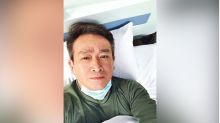 Robert Mak on COVID-19 condition: No fever, a lot of chest pain