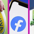 Facebook: Aviva and Intercontinental Hotels Group pause ads