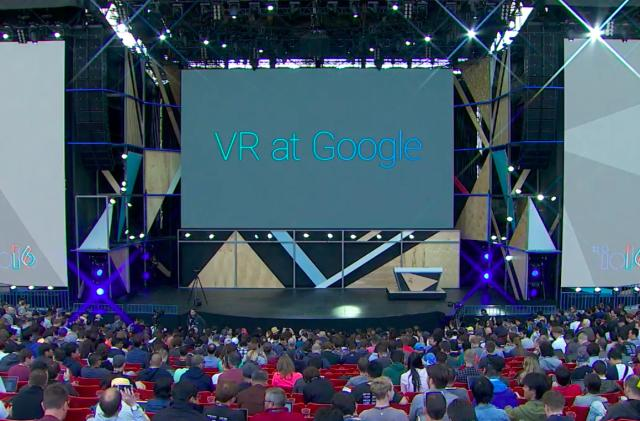 See Google's version of a VR future in today's livestream