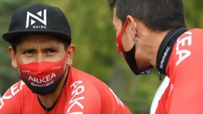 Tour de France - Tour de France : une perquisition a eu lieu à l'hôtel de Nairo Quintana