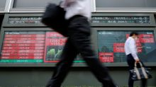 Asian markets set to push higher after overnight gains