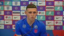 Breaking into senior England team 'massive' for Foden