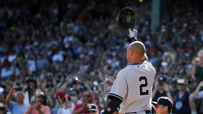 Derek Jeter: A worthy collection of moments