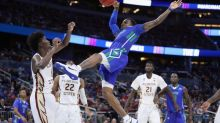Is FGCU's Brandon Goodwin getting rejected by rim the lowlight of the tournament so far?