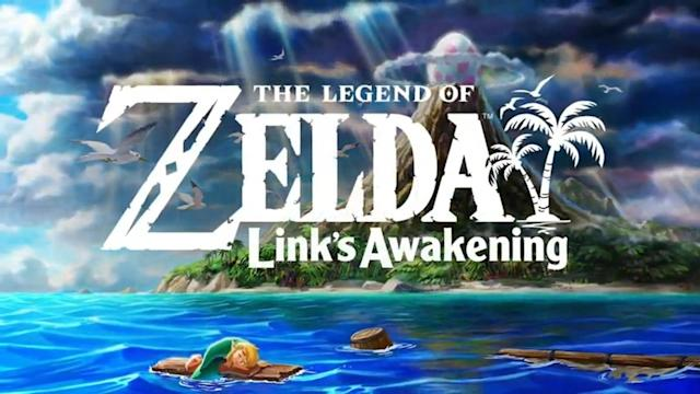 'Legend of Zelda: Link's Awakening' gets a second life on Switch