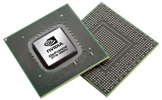 NVIDIA outs 300M mobile graphics series, causes little excitement