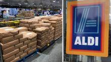 'Absurde' Lösung für Hamsterkäufer: ALDI verblüfft seine Kunden