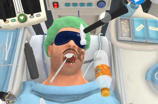 Surgeon Simulator on iPad's got your tongue - and 12 others