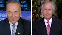 Sens. Schumer, Corker on chances of 'fiscal cliff' deal