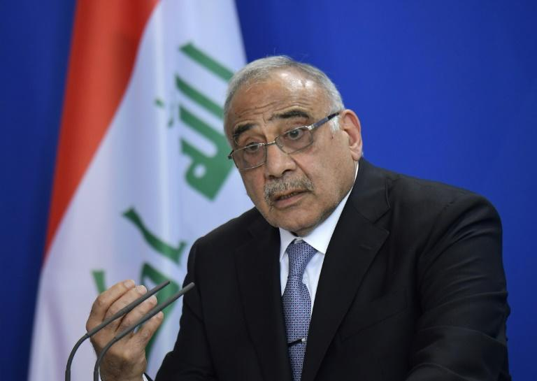 "Outgoing Prime Minister Abel Abdel Mahdi has ""called on everyone to spare no effort to prevent an escalation that will threaten all parties"" after a recent spate of attacks against US interests on Iraqi soil"