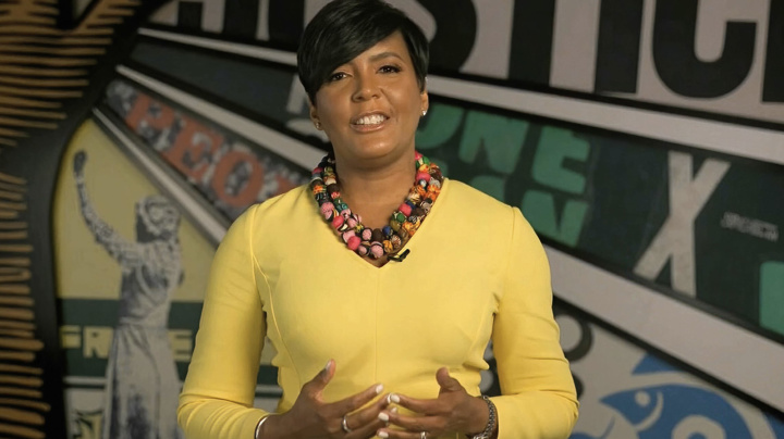 Atlanta Mayor Keisha Lance Bottoms will not run again