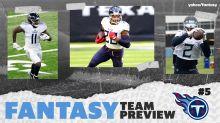 NFL Team Preview: Will Julio Jones addition make Titans a fantasy football juggernaut?
