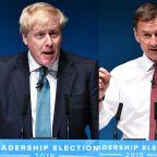 Pound tumbles to six-month low after Boris Johnson's no-deal Brexit comments
