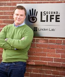 Exclusive interview with Linden Lab CEO Mark Kingdon