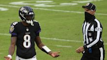 NFL Power Rankings: Ravens' playoff hopes are precarious as they face Steelers on Thanksgiving