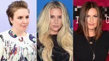 Lena Dunham and Mariska Hargitay Follow Taylor Swift in Showing Support for Kesha
