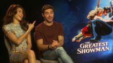 "Zac Efron vuelve al musical 10 años después de High School Musical: ""Me sentía un poquito oxidado"""