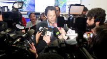Pesquisa XP: Bolsonaro lidera e Haddad tem salto para 2º lugar