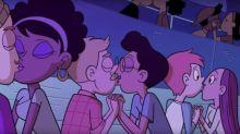Disney emite el primer beso homosexual de su historia