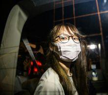 Agnes Chow: the former Hong Kong teen activist China wants to silence