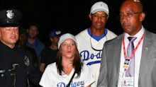Celebrities at the World Series 2017