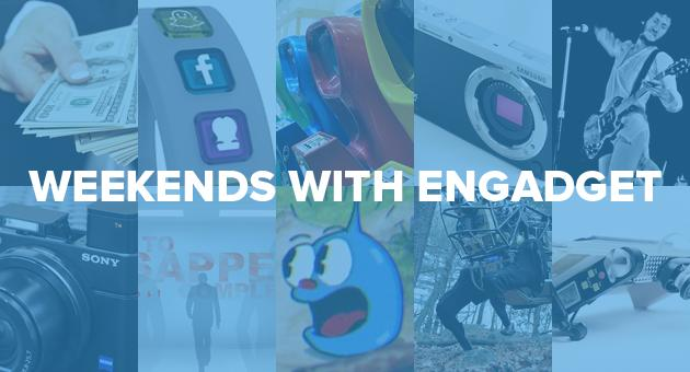 Weekends with Engadget: DARPA's mad science projects, Google's 3D-mapping tablet and more!