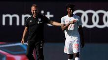 Coman duda en el Bayern ante el Chelsea por problemas musculares