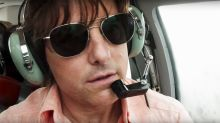 Watch Tom Cruise reveal true story behind his new adventure 'American Made' (exclusive)
