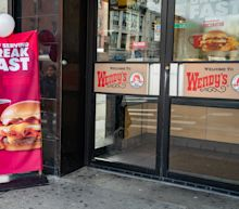 Wendy's new breakfast menu fires up same-store sales