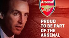 Unai Emery confirmed as Arsenal boss after Wenger's departure