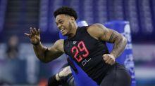 Yahoo Sports' top 2020 NFL draft prospects, No. 33: Penn State EDGE Yetur Gross-Matos
