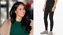 These 'buttery soft' Lululemon leggings are Meghan Markle-approved