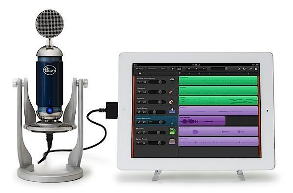 Blue Microphones outs Tiki, Spark Digital and Mikey Digital; looks to feed your mobile recording habit