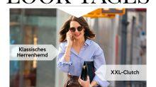 Look des Tages: Katie Holmes' Outfit ist eine Glanzleistung